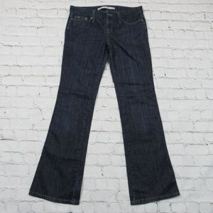 Joe's Jeans Provacateur Flair Size W 25 Dark Wash